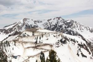 Snowbird Hidden Peak