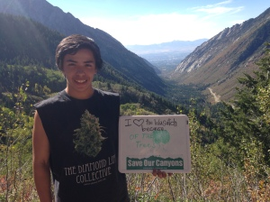 Rusty shares why he loves the Wasatch